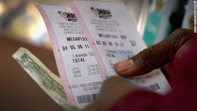 Lottery winner in a 'state of shock'
