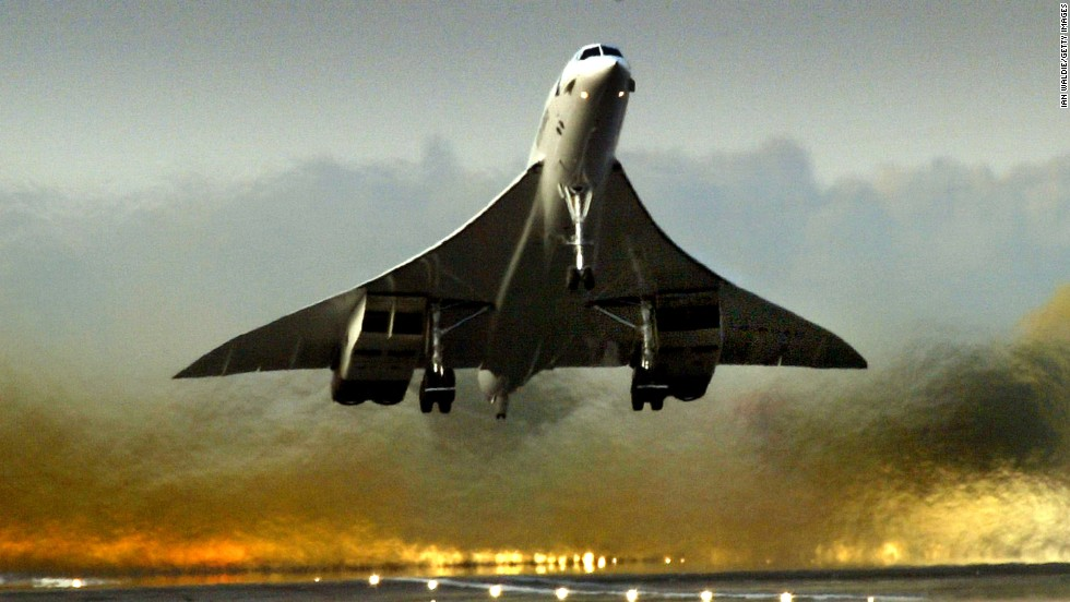 Elegant, fast, luxurious -- Concorde is one of only two supersonic planes to have entered commercial service (the other being the Tupolev Tu-144). Its retirement in November 2003 was seen by many as a backward step in air travel.