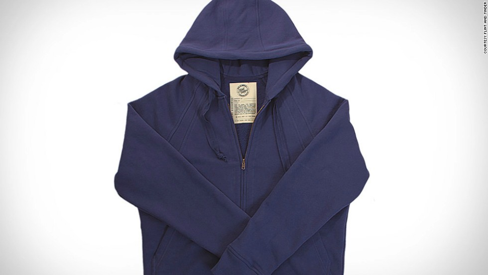 "<strong><u>The 10-year hoodie<strong></strong></u> Pledged: $1,053,830</strong> <strong>--</strong> The 10-year hoodie is a deceptive name as the garment is designed to last a lifetime. However, U.S. manufacturers Flint and Tinder offer a 10-year guarantee. The design team behind the product have used durable techniques that they hope will highlight the prevalence of ""planned obsolescence"" in the industry."