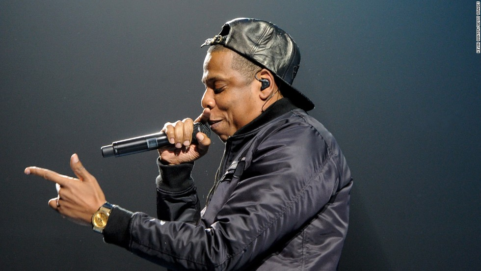 The L.A. Staples Center, home to the Lakers and Clippers basketball teams, is also where big name musical performers passing through the city play. On December 9, Jay Z hit the stage.
