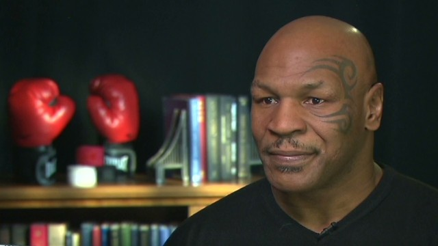 Tyson: Amazing no one killed me