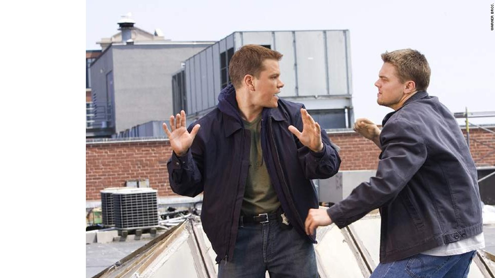 """The Departed,"" the lauded 2006 film starring Matt Damon as Colin Sullivan and Leonardo DiCaprio as Billy Costigan, was one of Brad Pitt's first successful forays into producing."