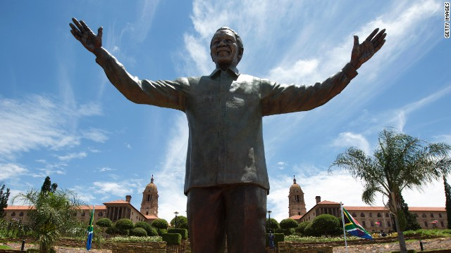 Mandela rises day after burial