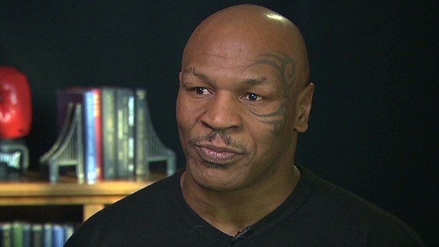 Tyson: I was a psychological fighter