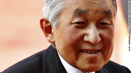 Emperor Akihito, Japan's pilgrim of peace