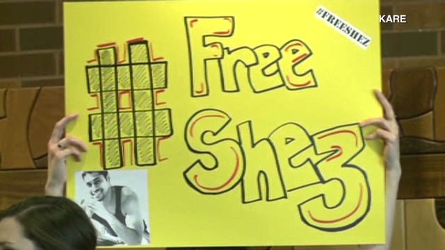 A-list comedians fight to #FreeShez
