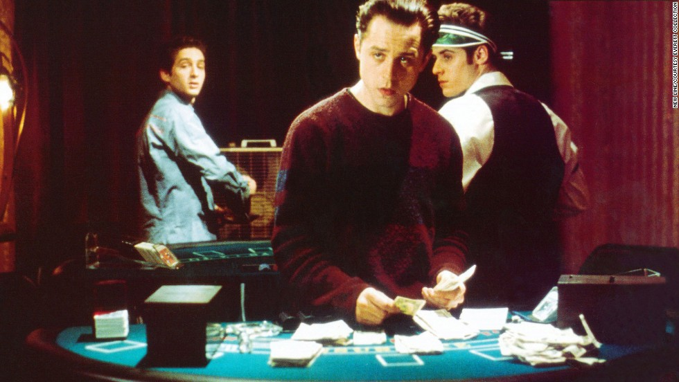 "In 2000's ""Boiler Room,"" Giovanni Ribisi's Seth Davis attempts to trade in his illegal casino for a more impressive career and winds up as a stockbroker ""a good hour away from Wall Street,"" and finds himself in a much shadier business."