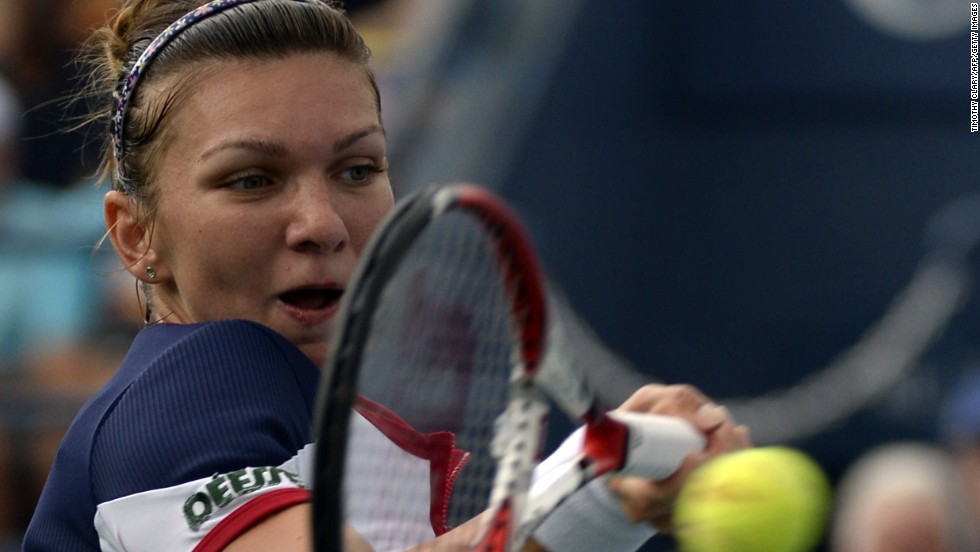 The women have seen new grand slam champions for four seasons in a row. Could Simona Halep break through in 2014? The Romanian was named the WTA's most improved player after capturing six titles and rising to No. 11.
