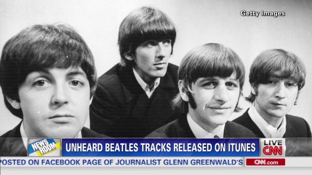 nr brooke baldwin beatles itunes bootleg jim shearer_00002003.jpg