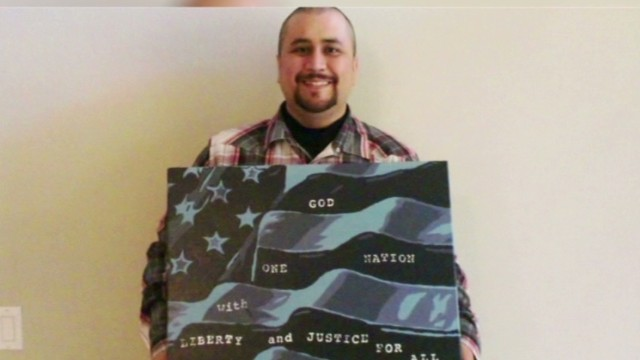 Critic: Zimmerman painting 'is not art'