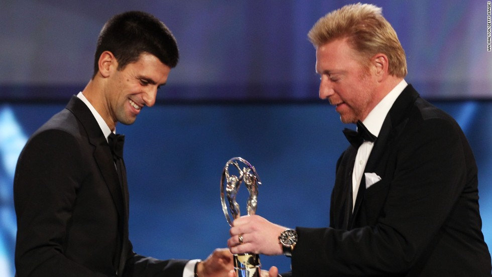 Boris Becker has been appointed as Novak Djokovic's new head coach. Becker, who won six grand slams during his career, will start work with the World No.2 ahead of January's Australian Open.