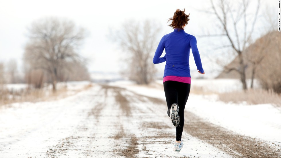 "<strong>Myth: You shouldn't exercise in the cold.</strong><br /><br />Get ready to crawl out from under your comforter and run into the great (and yes, cold) outdoors. According to research published in Medicine & Science in Sports and Exercise, in cold temperatures, race times are actually faster, and quicker paces burn more calories in less time. Plus, that harder, faster workout can spike your endorphin levels -- which, according to a review in Environmental Science and Technology, are already increased just by you being outside. <br /><br />Ready to get started? Follow this guide to <a href=""http://www.health.com/health/gallery/0,,20753416,00.html"" target=""_blank"">running in the cold</a>."