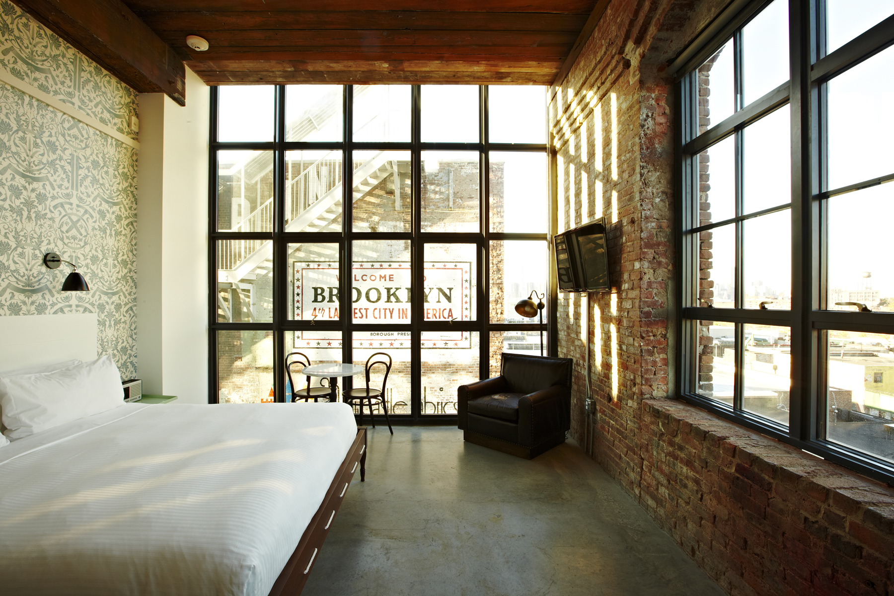 7 cool industrial-chic hotels | cnn travel