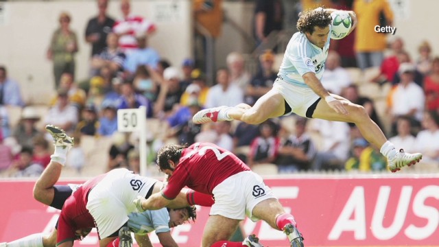 Rugby's fastest game