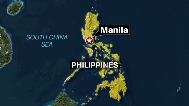 Four dead in Manila airport shooting
