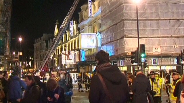 Apollo Theatre roof declared secure