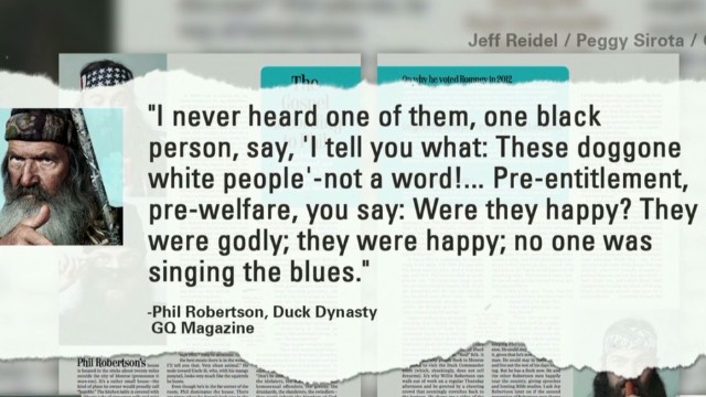 The war over 'Duck Dynasty'