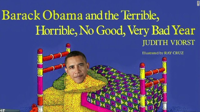 2013 worst year of Obama's presidency?