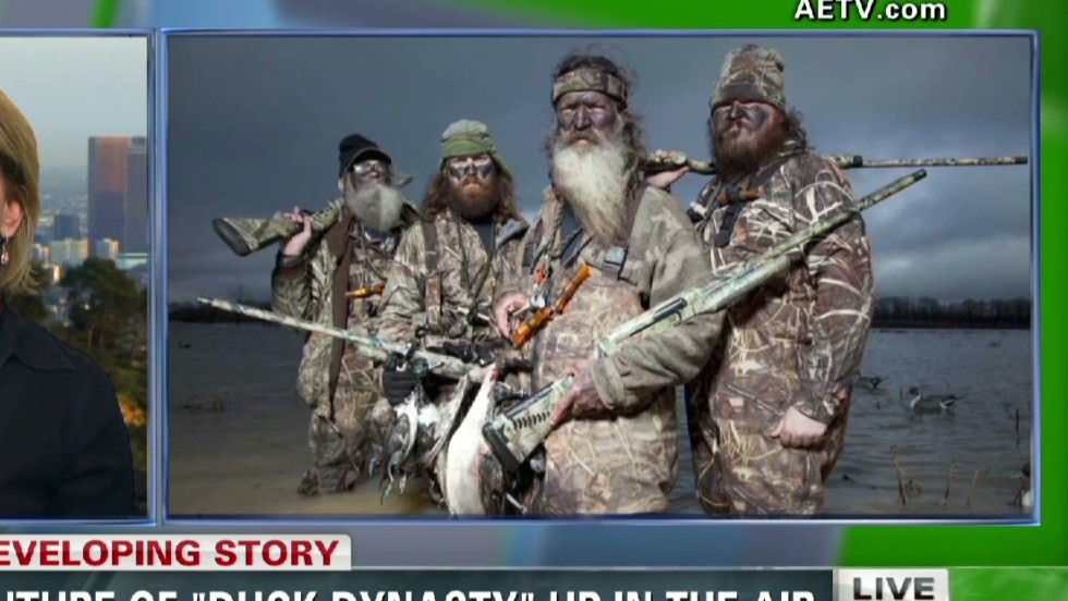 """Duck Dynasty"" is closing out 2013 in a storm of controversy, but for the rest of the year, it was A&E's brightest success story. With the millions tuning in to each episode, is it any wonder that this series ranks as CNN readers' runner-up reality favorite?"