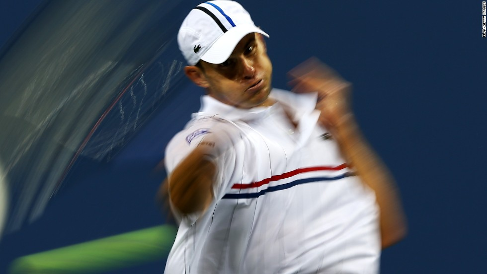 "Andy Roddick thumped Tomic at the 2012 U.S. Open. Afterwards, Australian Davis Cup captain Patrick Rafter called Tomic's performance ""disgraceful"" and John McEnroe added that he ""tanked,"" or threw in the towel."