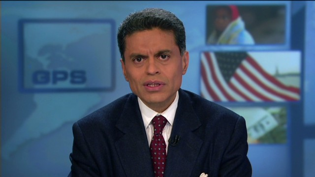 Fareed's take: Income inequality