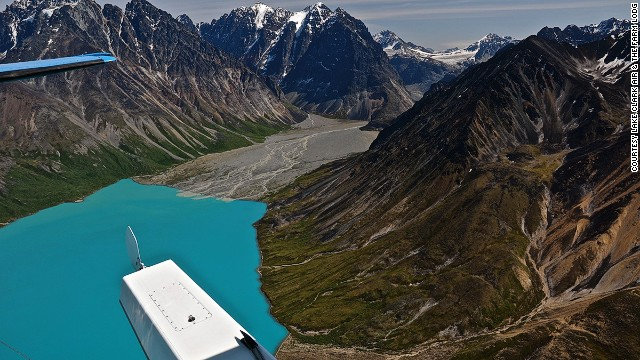Alaska's Lake Clark. The most majestic body of water you've probably never heard of.