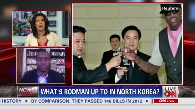 nr todd pkg hill intv rodman back in north korea _00054801.jpg