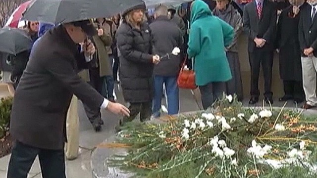 Pan Am Flight 103 bombing remembered