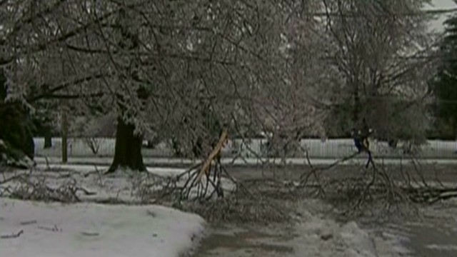 Weather wreaks havoc for holidays