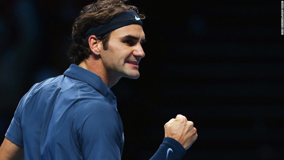 Roger Federer hasn't yet named a replacement for Paul Annacone. But he trained with two-time Wimbledon champion and former No. 1 Edberg at his side this month.