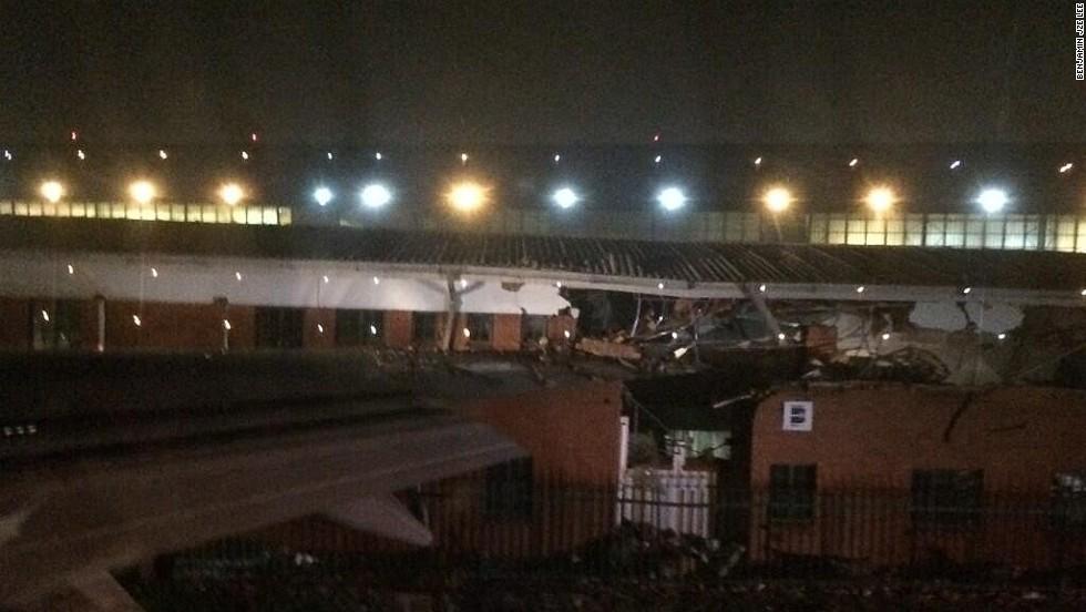 """The 182 customers disembarked safely and there were no reported injuries onboard the aircraft,"" spokesman Philip Allport said in a statement."