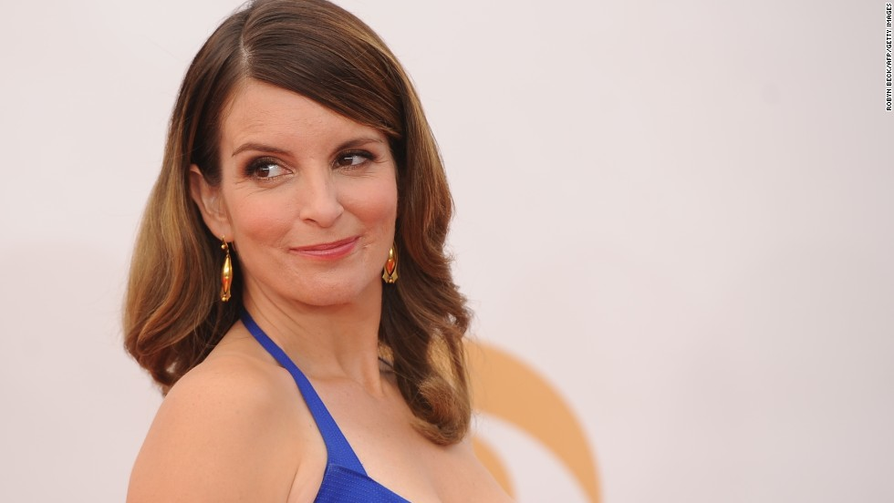 <strong>No. 6</strong>: Color us a little surprised that Tina Fey doesn't appear higher on our favorites list, considering how beloved she is as not only an actress but a media personality. We'll take it though -- anything with Fey in it is automatically better.