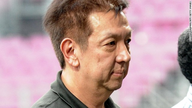 Peter Lim has offered to buy La Liga side Valencia, according to the club's president Amadeo Salvo.