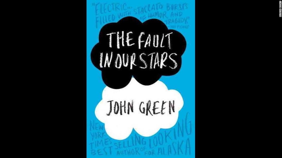 "<strong>No. 6: </strong>Let this list be a witness to the power of author John Green, long before the movie adaptation of this title hits theaters in June 2014. ""The Fault In Our Stars"" actually arrived in January 2012, but the gut-wrenching impact of its story, which follows the blossoming love of two teens facing cancer, has left a still-lingering mark with CNN's readers."