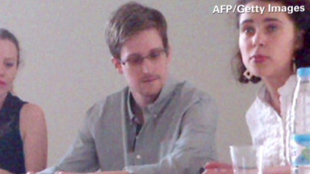 Snowden: Mission accomplished