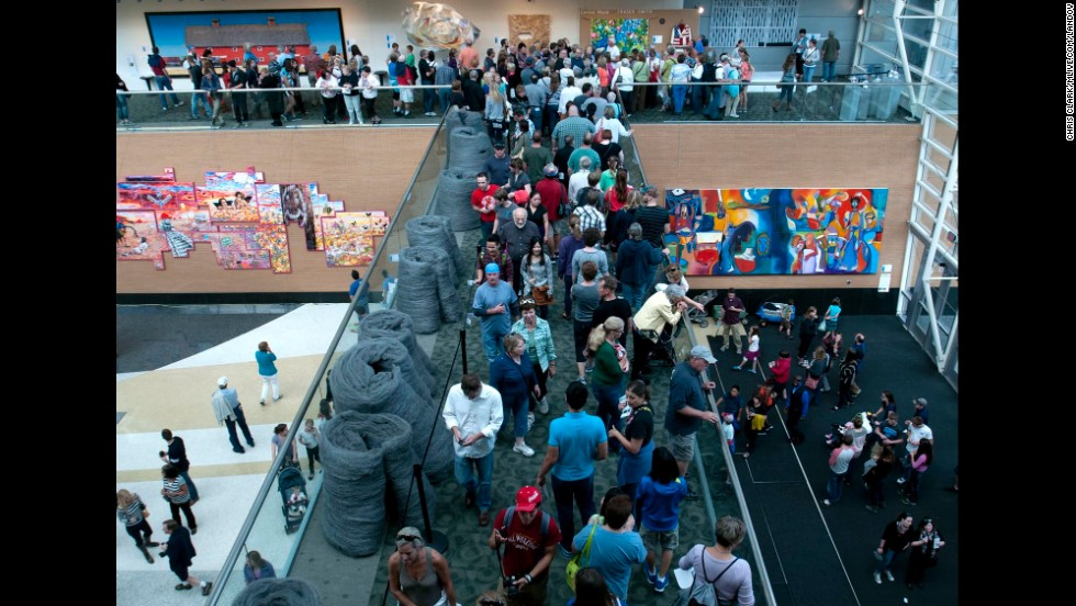 "For 19 days starting on September 24, Grand Rapids' downtown will be taken over by art. <a href=""http://www.artprize.org"" target=""_blank"">ArtPrize</a> is an open art exhibition where anyone can submit his or her art and any space within the ArtPrize district can display art: The artists and venues connect through the organization's website. The brainchild of Rick DeVos, grandson of Amway co-founder Richard DeVos, ArtPrize gives away $560,000 in total cash prizes, $360,000 by public vote and $200,000 by jury."