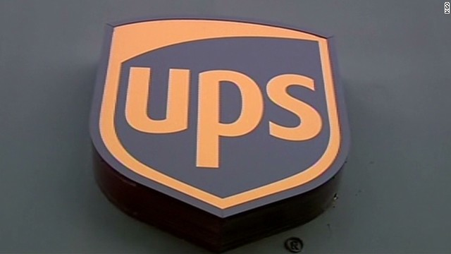 Overwhelmed UPS has delivery delays