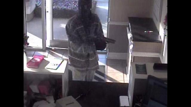 narrative essay bank robbery
