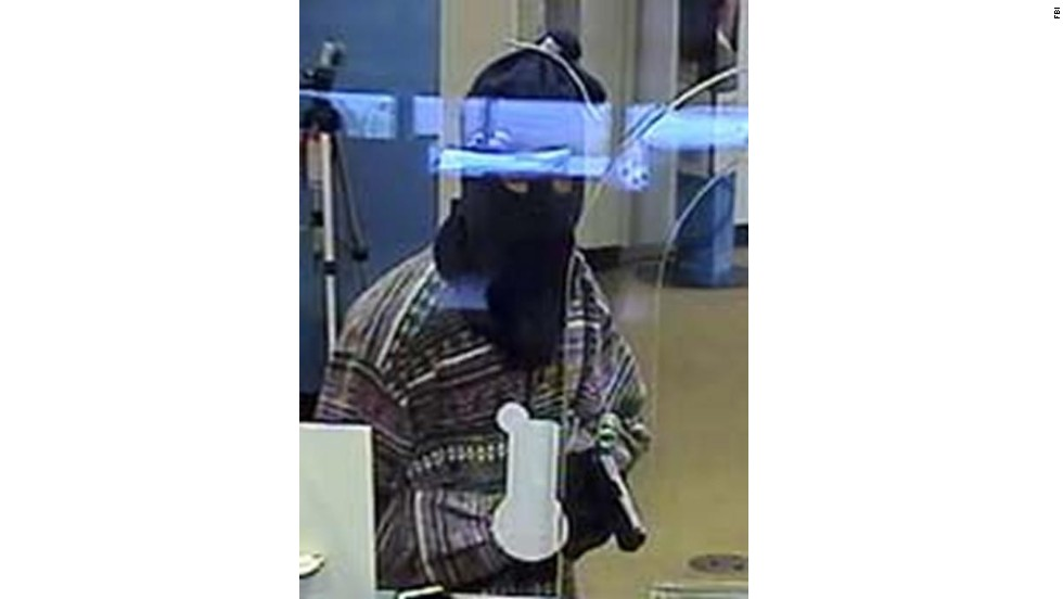 The suspect began his nationwide crime spree in Atlanta with a failed bank robbery on December 23.