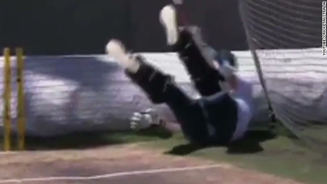 australia piers morgan hit by cricket ball_00004230.jpg