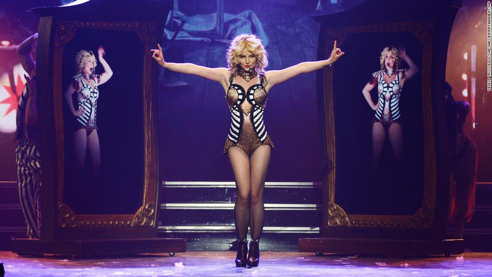 Spears began a two-year residency at Planet Hollywood Resort & Casino in Las Vegas on December 27, 2013.