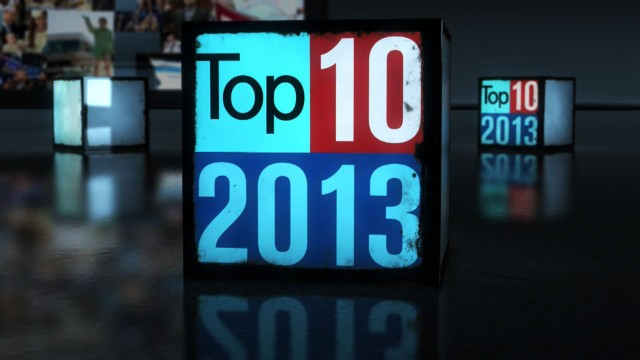 Top 10 biggest scandals of 2013