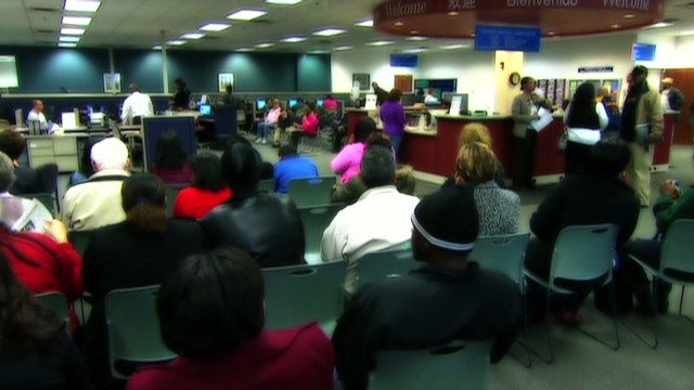 Extended unemployment benefits expire