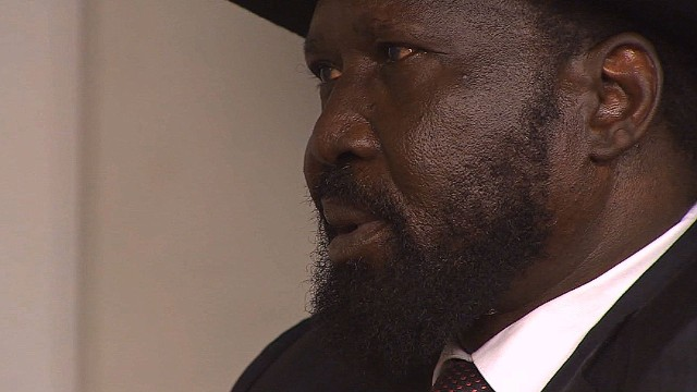 Kiir: African leaders should've helped
