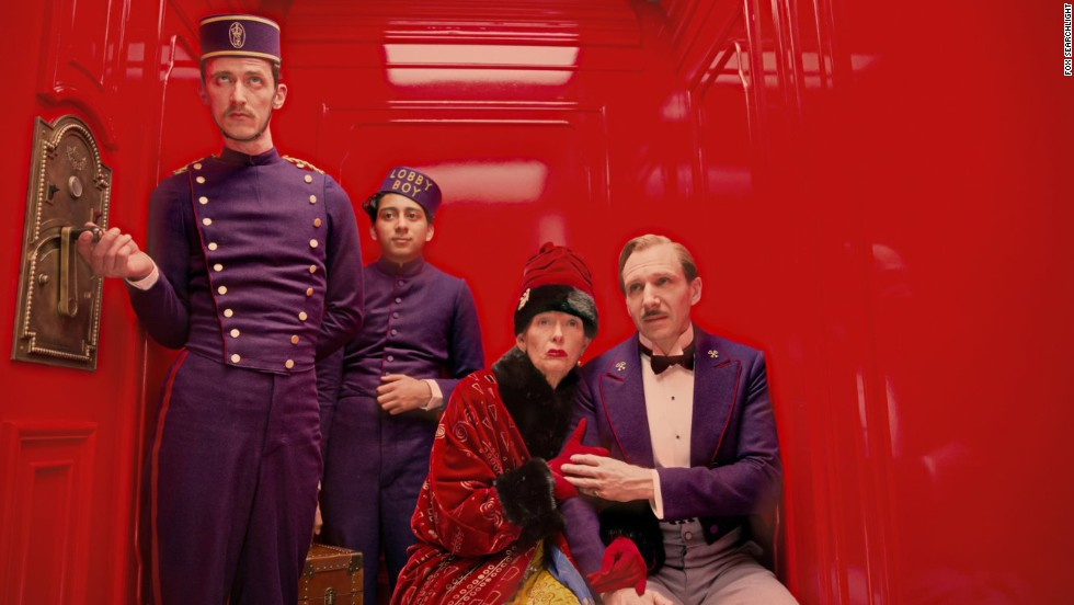 "<strong>""The Grand Budapest Hotel""</strong>: For some people, Wes Anderson films are events to be savored. For others, they're arch comedies to be missed. Either way, the writer and director obviously has a fan base among actors. ""The Grand Budapest Hotel"" has a spectacular cast that includes Bill Murray, Ralph Fiennes, Tilda Swinton, Edward Norton, Jude Law and Willem Dafoe. (And, of course, Owen Wilson and Jason Schwartzman.) The plot concerns a European concierge, a noted painting and various characters at a hotel between the world wars. Oh, and perfectly framed shots. Lots and lots of perfectly framed shots. (<em>March 7</em>)"