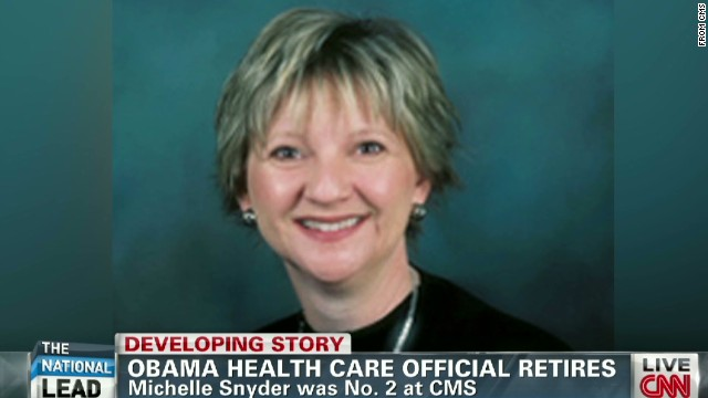 Healthcare official leaving