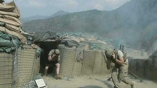 Poll: Afghanistan War support at new low