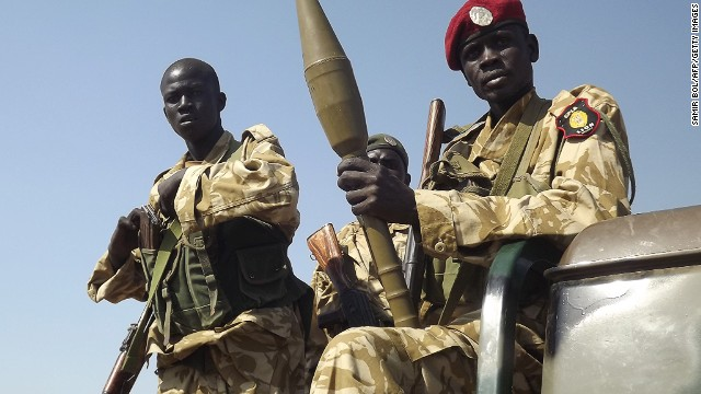 State of emergency declared in South Sudan