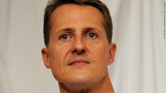 Schumacher out of coma and hospital