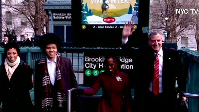 NYC welcomes its new mayor